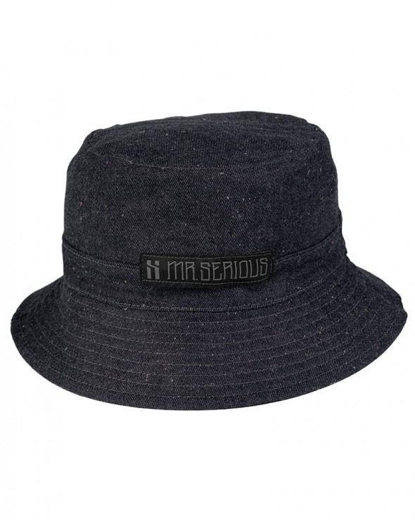 MR. SERIOUS REVERSIBLE BUCKET HAT