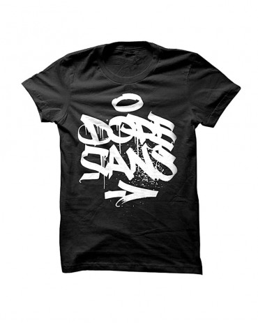 DOPE CANS x SICOER Tag t shirt
