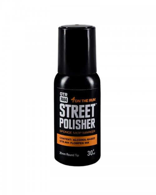 OTR.7484 Street Polisher Empty Marker
