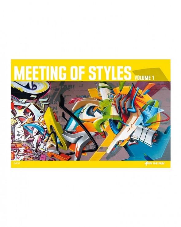 OTR Books - Meeting of styles volume 1