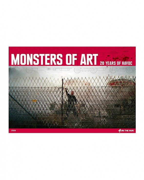 OTR Books - Monster Of Art