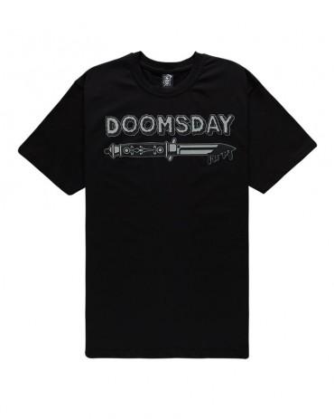 DOOMSDAY - SWITCHBLADE T SHIRT