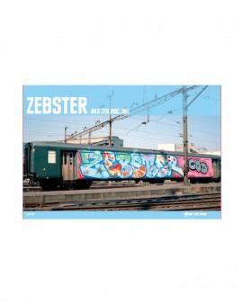 OTR Magnets - Otr Books 15 Zebster