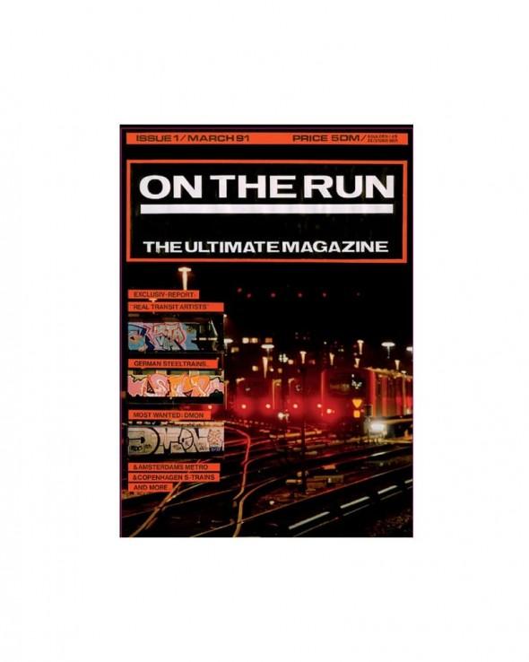 OTR Magnets - Otr Magazine, Volume 1