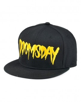DOOMSDAY - LOGO SNAPBACK YELLOW