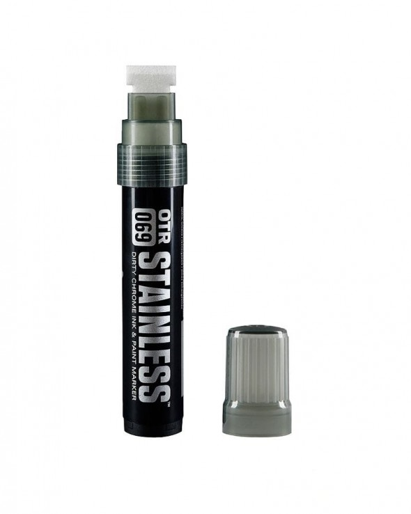 OTR.069 Stainless Steel Marker (20mm)