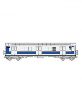 OTR.MAGNET - TRAIN LARGE