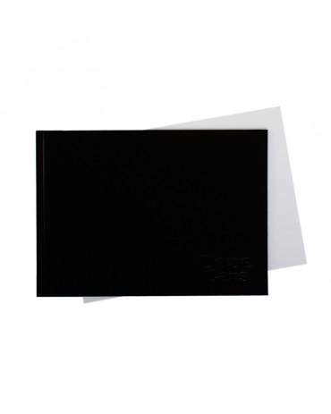 Blackbook A4 Orizzontale