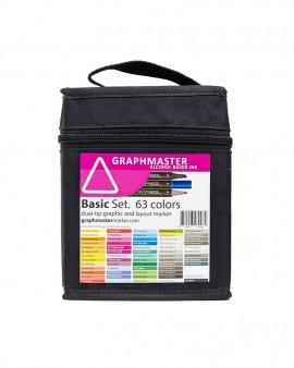 Basic Set 63 Colori + Astuccio