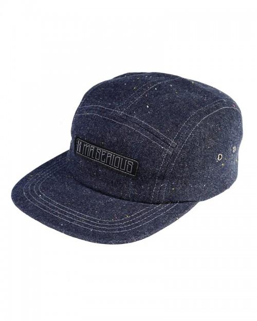 Mr.Serious Zip Cap