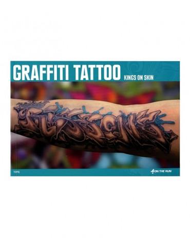 OTR Books - GRAFFITI TATTOO - Kings on skin