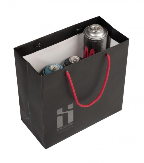 MR.SERIOUS 8 PACK SPRAY CAN  BAG