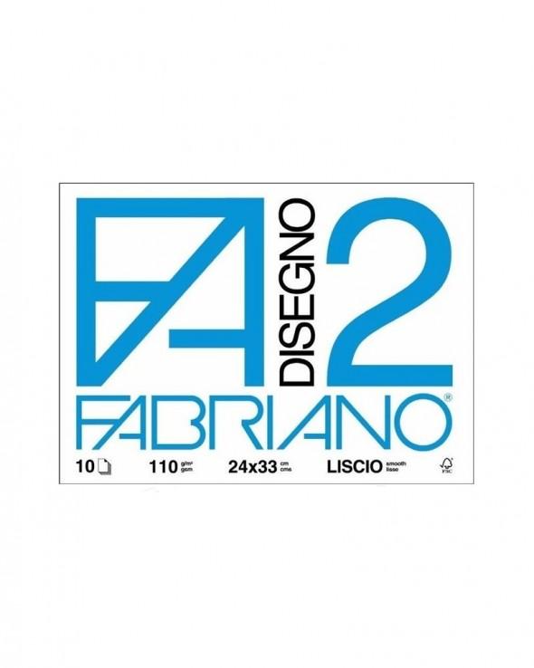Album Fabriano Disegno 2 Bianco