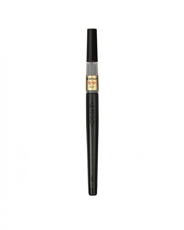 Fude Pen Pentel punta larga