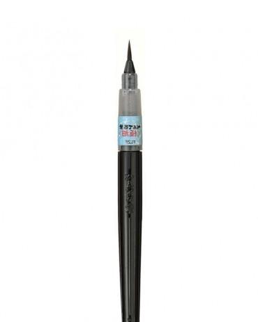 Fude Pen Pentel punta fine