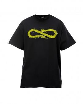 PROPAGANDA Acid Green Snake tee