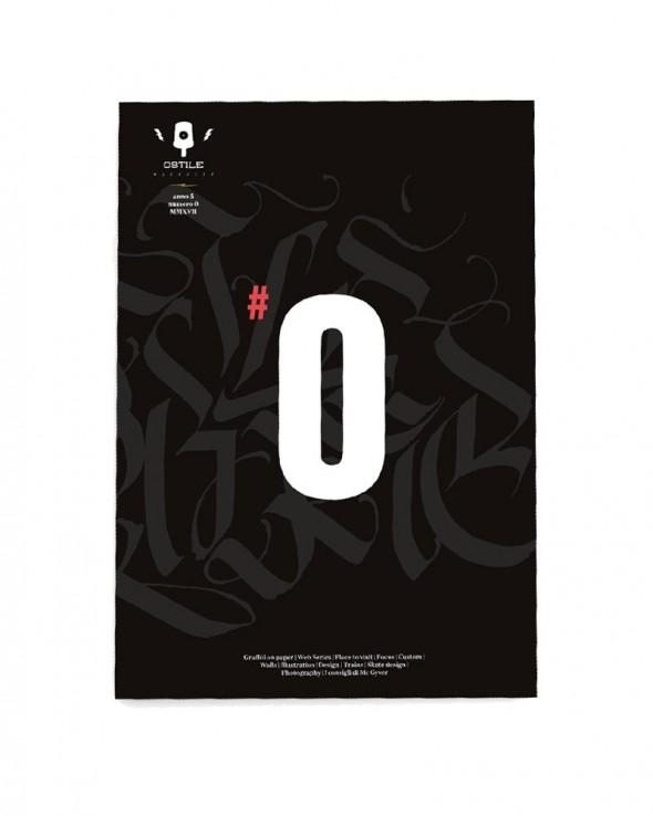 OSTILE Magazine Numero 0