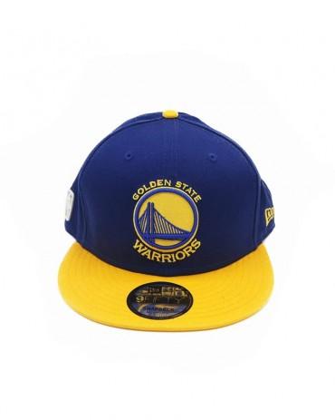 NEW ERA 9FIFTY Golden State Warriors Snapback