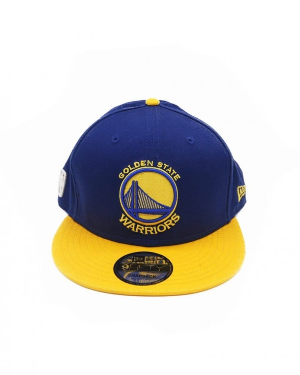 NEW ERA 9FIFTY Golden State Warriors Snapback