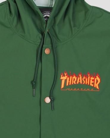 Thrasher Flame Logo Coach