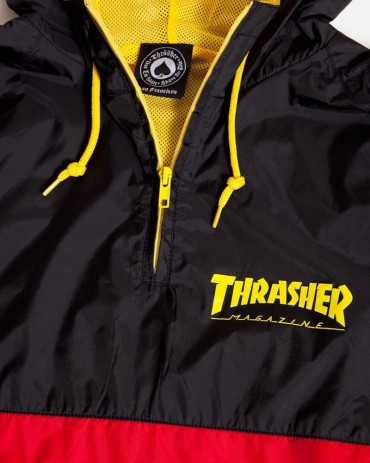 Thrasher Logo Anorak