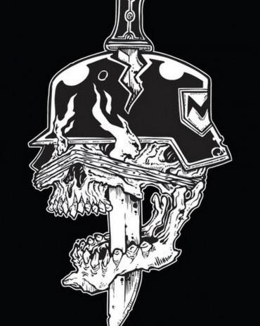Machete Classic Logo T-shirt