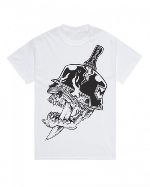 Machete Classic Logo T-shirt White