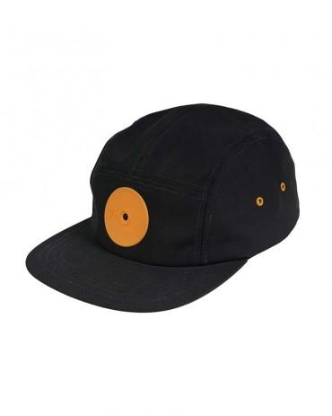 Mr.Serious Orange Medium Fat Cap