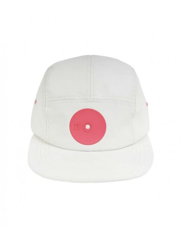 Mr.Serious Pink Dot Fat Cap
