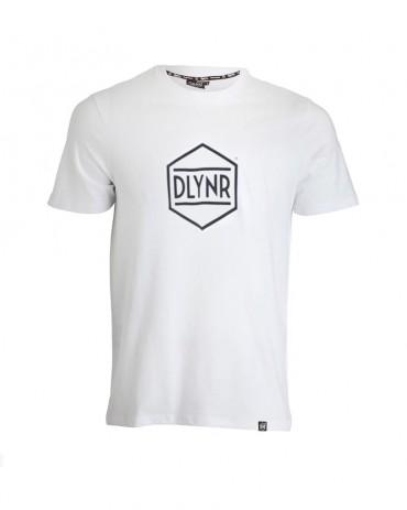 DOLLY NOIRE Hexagon White Tshirt