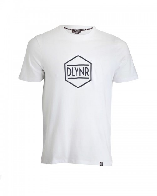 DOLLY NOIRE Hexagon White Tshirt