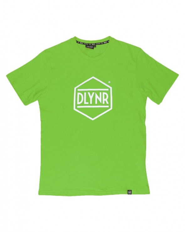 DOLLY NOIRE Hexagon Green Tshirt