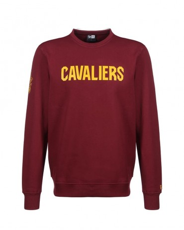 NEW ERA Cleveland Cavaliers Crewneck