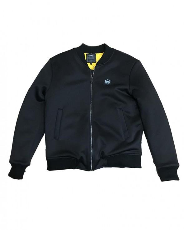 DOLLY NOIRE Varsity Jacket