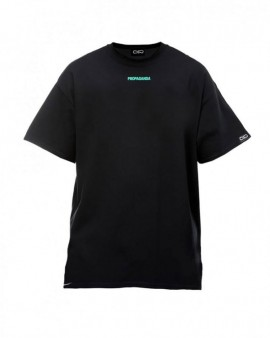 PROPAGANDA Tshirt Ribbs Turquoise