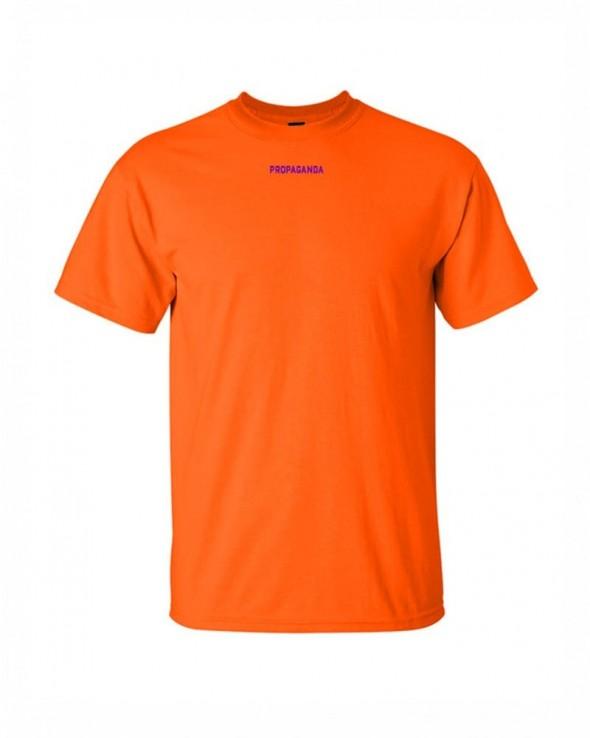 PROPAGANDA Tshirt Ribbs Orange