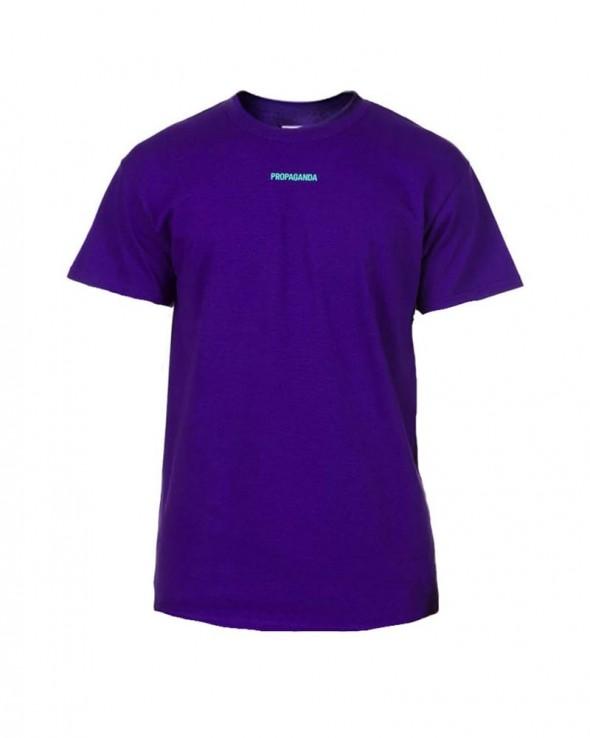PROPAGANDA Tshirt Ribbs Purple