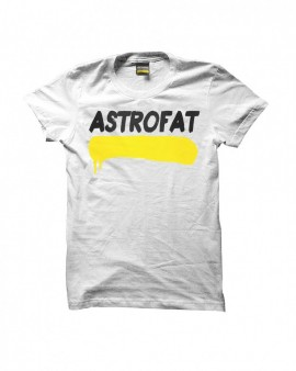 T-SHIRT ASTROFAT Classic White