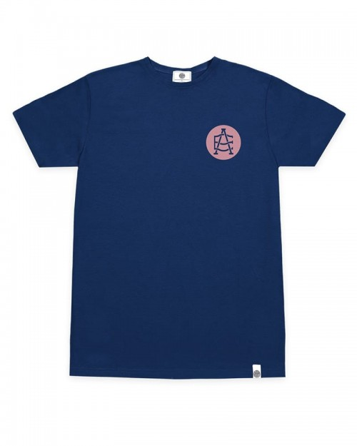 ANTHEM Note Tee Blue