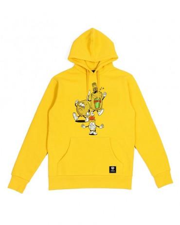 C1RCA Trust None Hoodie Yellow