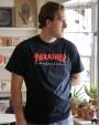 Thrasher Magazine Godzilla Black Tshirt