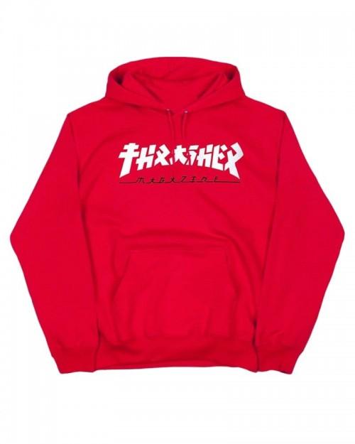 Thrasher Magazine Godzilla Hoodie