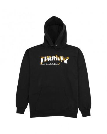 Thrasher Magazine Intro Burner Hoodie