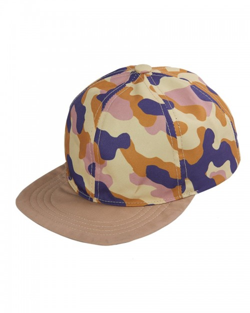 ANTHEM Land Camo Bandana Hat in Multicolor