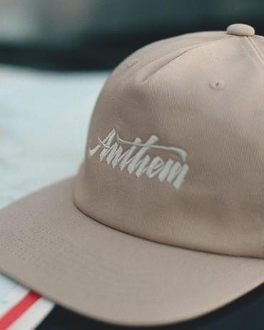 ANTHEM Sign Unstructured Hat