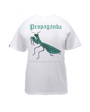 PROPAGANDA Tshirt Religious Amantide Green