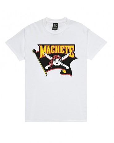 Machete Ghost Pirates T-shirt White