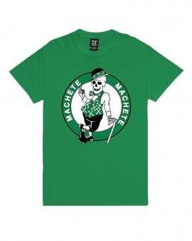 Machete Bones Celtics Green T-shirt