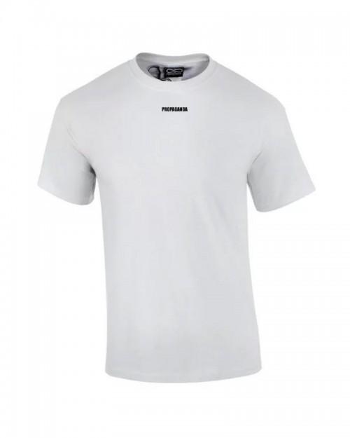 PROPAGANDA Tshirt Ribs Black & White