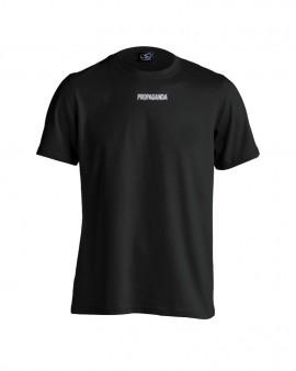 PROPAGANDA Tshirt Ribs Black